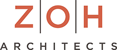 Zwirko, Ortmann & Hugo Architects P.C. – ZOH Architects Mobile Retina Logo