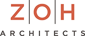Zwirko, Ortmann & Hugo Architects P.C. – ZOH Architects Logo