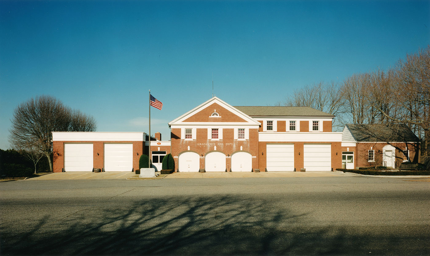 Zwirko, Ortmann & Hugo - Commercial Projects - Amagansett Firehouse