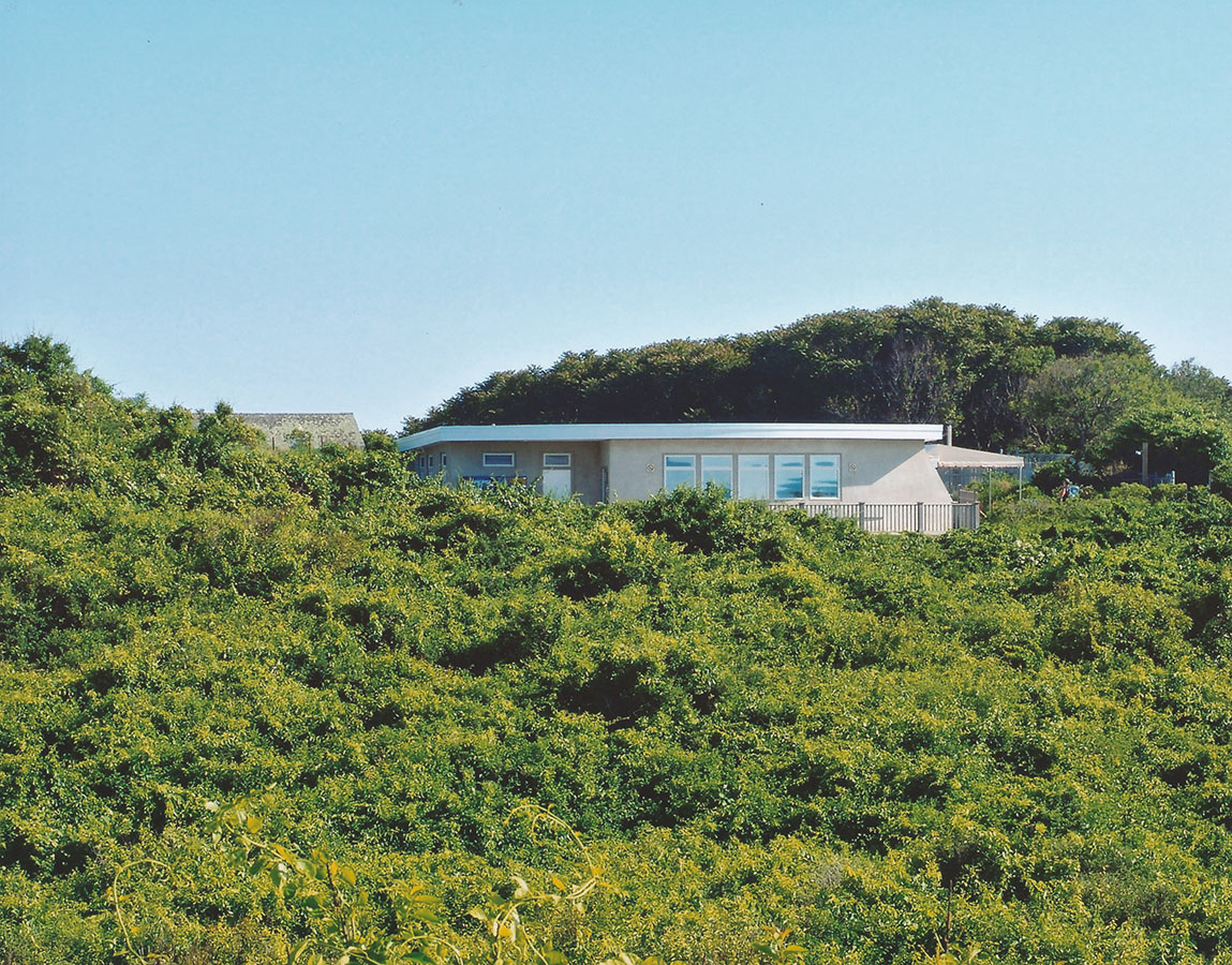 Zwirko, Ortmann & Hugo - Commercial Projects - Montauk Lighthouse Reception Center